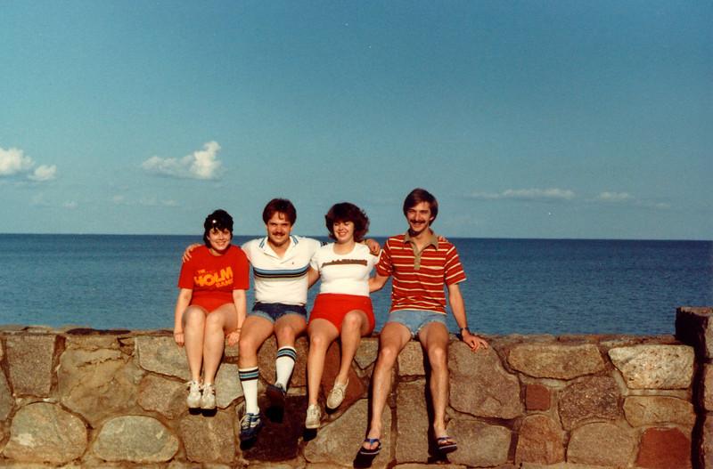 1982-08-22 GarrisonFriends