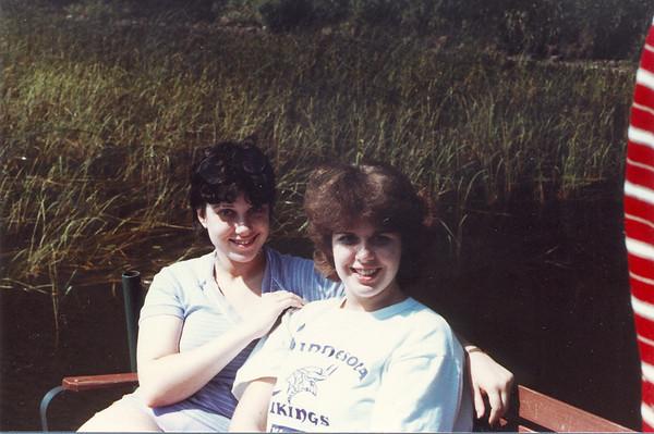 Kate and Terri