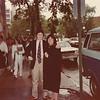 1984 05 GWU Graduation, Washington, DC