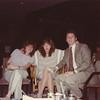 1984 05 GWU Pre-Graduation Cocktails with Parents, Washington, DC