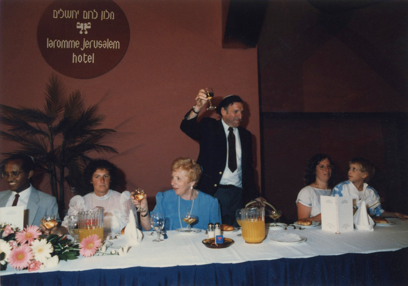 1986 Karen Landy's Wedding