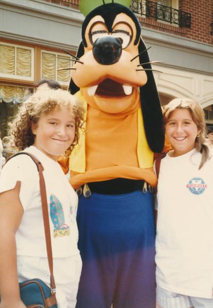 1988 08 Gloddy's LA Visit