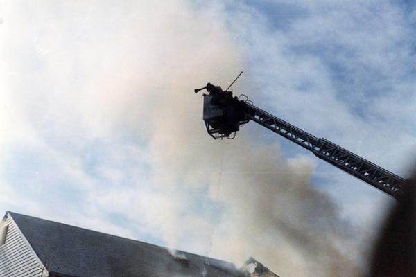 1988 Clinton Founders Village Condo Fire