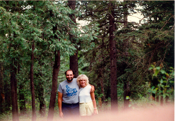 1988-07-00 DaveDebPigeonRiver2