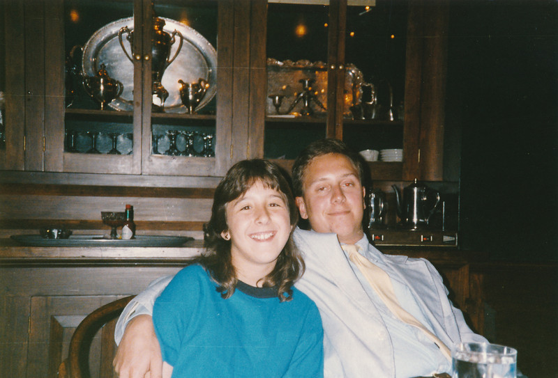 1989 06 Lisa Gloddy's Bat Mitzvah