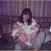 Kim Allison with Britt and her daughter Jasmine  2/89