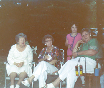 Cecile, Blanche, Jennifer, Jean