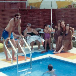 Pool, 1980s