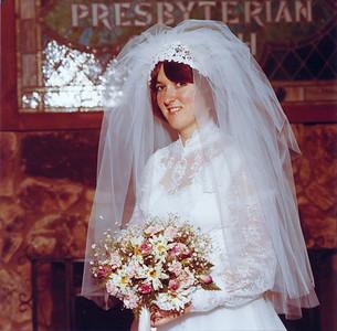 1981 Sherry and Jeff Wedding