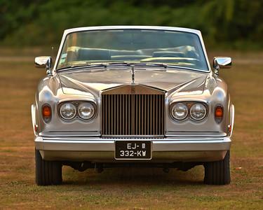 1982 Rolls Royce Corniche Convertible RKU216X