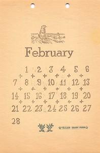 February, 1982, Village Green