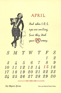 April, 1983,  Wyvern Press