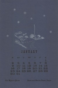 January, 1983, Wyvern Press