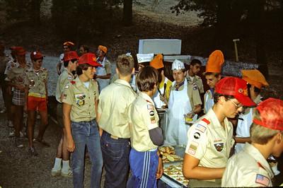 8/2/1984 - Summer Camp @ Arrowhead