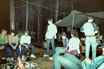 Memorial Day Camping 1984