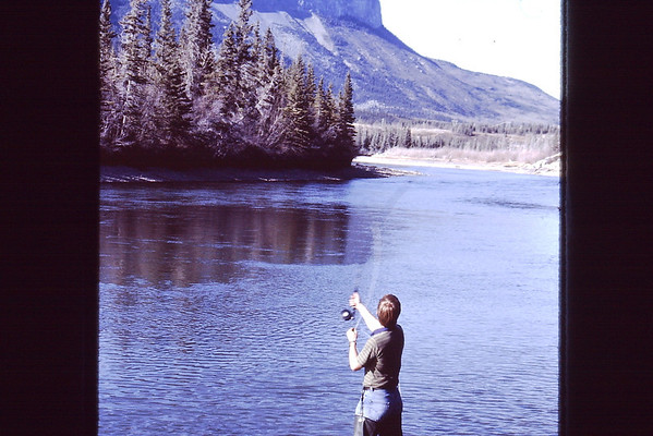 8404 Cypress Hills and Bow River Fishing