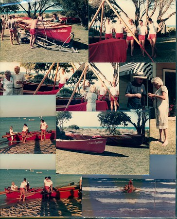 Surfboats 1984-85