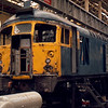 26011 undergoes heavy overhaul at St Rollox Works Glasgow 05/08/84