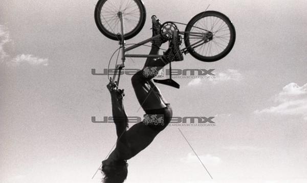 1984 - Jose Yanez, 1st Ever Backfip