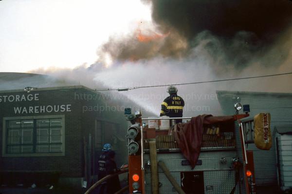 1984 Fires