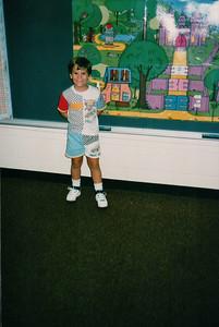 First Day of School - Matthew Yr5-Yr6
