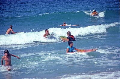 9/20/1985 - Redondo Beach Surfing