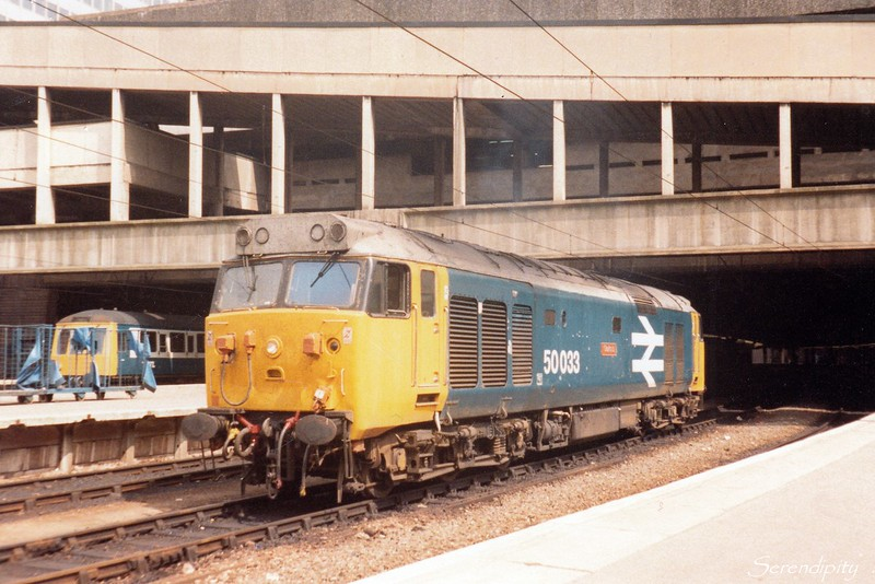 17 May 1985, Birmingham New Street