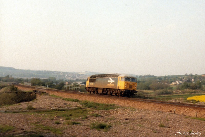 17 May 1985, Barrow Hill Junction