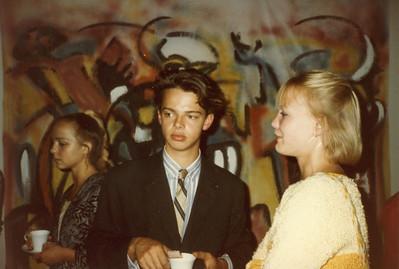 1985xxxx Valentijn Lilian trouwen