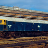 47019 at Crewe Works 17/02/85.