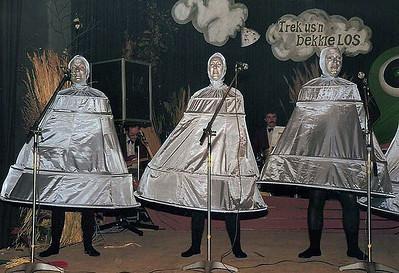 Kiek ze kieke Schlagerfestival: de Klokken van St. Steven van de Rammers