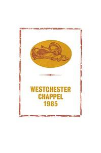 Cover, 1985, Glad Hand Press