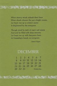 December, 1985, Widdershins
