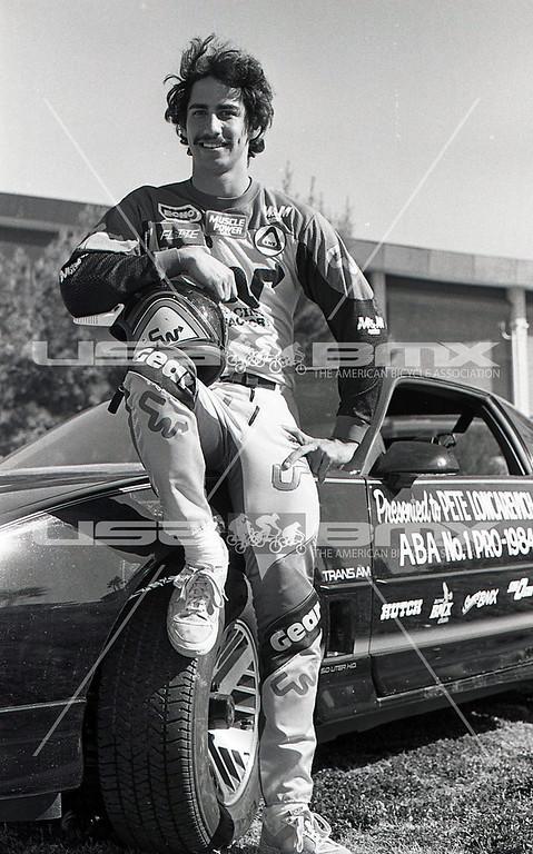 Winter Nationals 1985 - Phoenix Fairgrounds - Phx,AZ