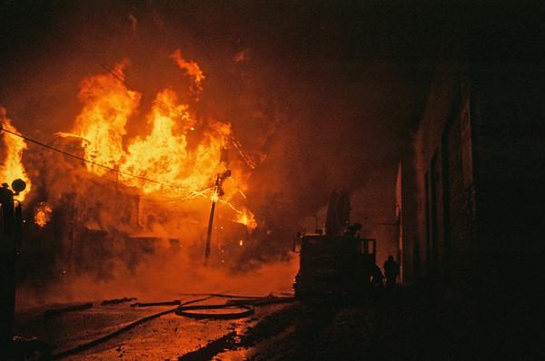 1985 Fires