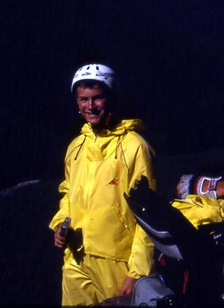 1986 Bike Trip