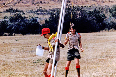 4/25/1986 - Camporee @ Rancho Las Flores