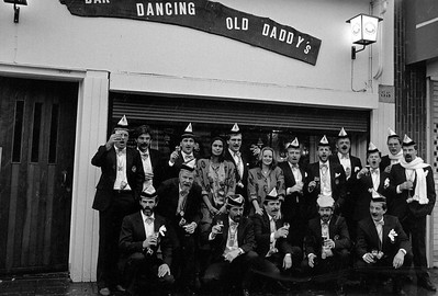 De Keulse Pot bij Bar Dancing Old Daddy's in de Molenstraat. (Voorheen de Pet)