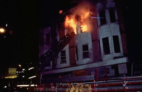 1986 Fires