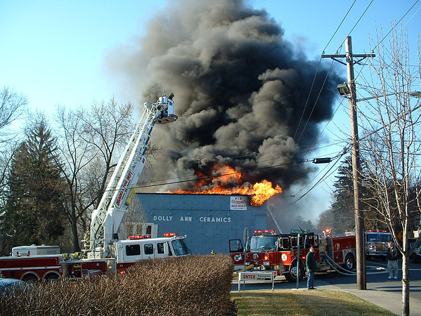 1987-2005 Structure Fires