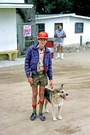 6/7/1987 - Scout Camporee in Ensenada, Mexico