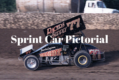 Eldora 07-04-87 All Stars Speedweek