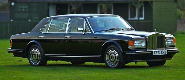 1987 Rolls Royce Silver Spur E677CRD