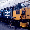 37114 under maintenance in Inverness Depot 06/06/87