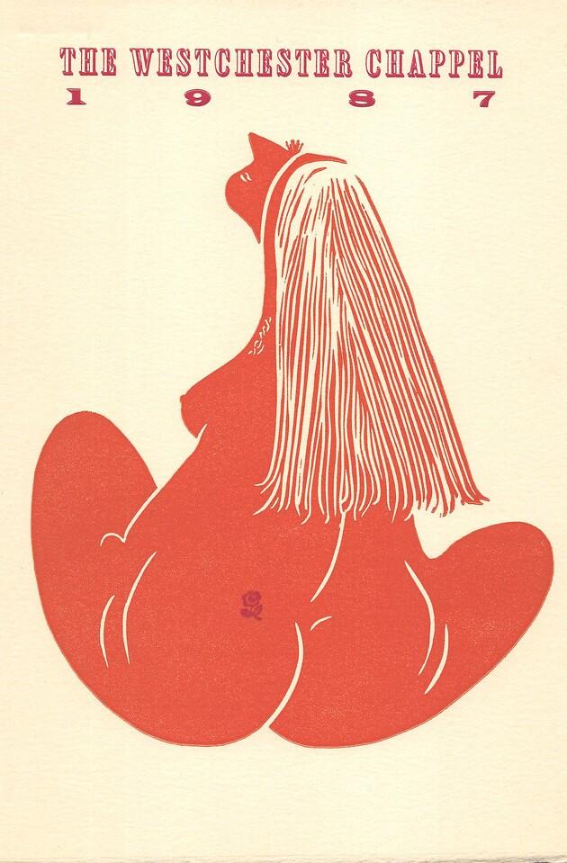 Cover, 1987, Glad Hand Press