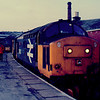 37417 at Inverness with the 06:55 to Kyle of Lochalsh 12/03/87