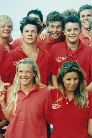 Australian Titles  Cronulla NSW 1988