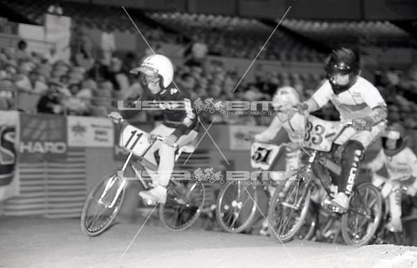 1987-U.S. Gold Cup Finals East