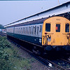 6223 at the now closed Addiscombe with the 15:38 to Elmers End 07/05/88
