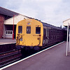 Departmental unit 019 at Winchester 26/03/88